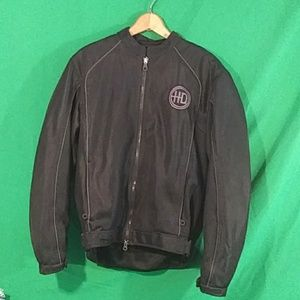 Harley Davidson sz M riding jacket heavy duty mesh
